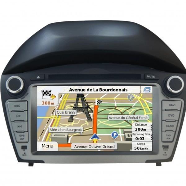 Navigatie dedicata pentru Hyundai iX35 2014, CarVision DNB -iX35 2014