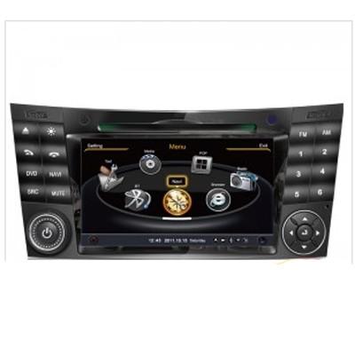 Navigatie dedicata pentru Mercedes Clasa E W211, Clasa CLS W219, Edotec EDT-C090, sistem de operare windows