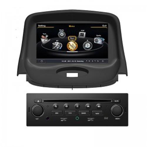 Navigatie dedicata pentru Peugeot 206  intre 1998-2010, Edotec EDT-C085, sistem de operare windows