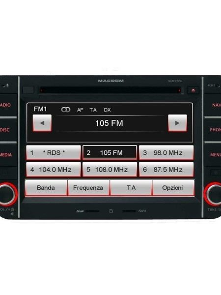 Navigatie dedicata pentru VW, Skoda, Seat ,Macrom M-OF7020