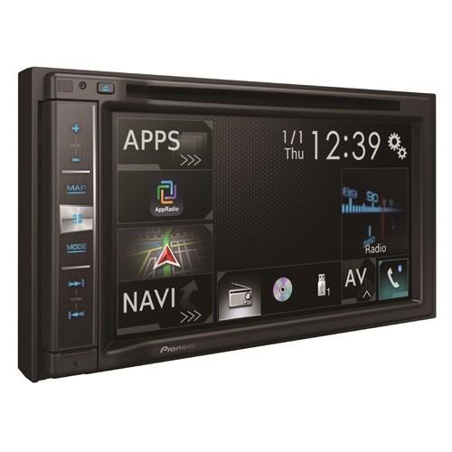Navigatie universala  Pioneer AVIC-F970BT, 2DIN, Navigatie GPS, Bluetooth,CD/DVD , 4X50W, ecran 6.2''