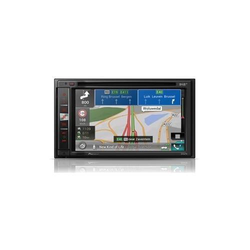 Navigatie universala  Pioneer AVIC-F970DAB, 2DIN, Navigatie GPS, Bluetooth,CD/DVD , 4X50W, ecran 6.2''