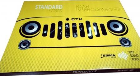 Pachet material insonorizant Standard 3,6 Bulk 3,5 mp