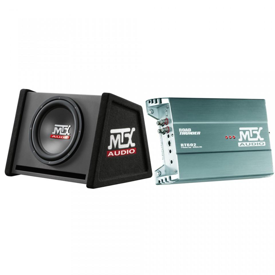 Pachet MTX Road Thunder RTP2000, 250 W
