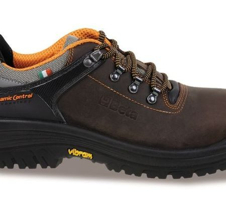 Pantofi din piele Nubuck BETA 7293NKK 38