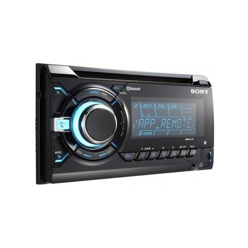 Player auto 2DIN Sony WX-GT90BT.EUR, 4 x 52W, USB, AUX, Bluetooth, Control direct iPhone/iPod