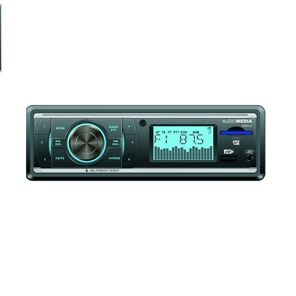 Player auto Audiomedia AMR 212, 4x40 w, FM ,SD,USB