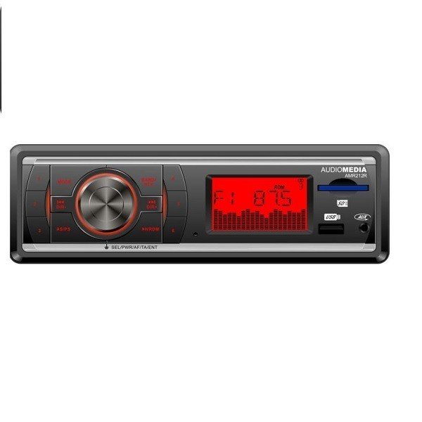 Player auto Audiomedia AMR 212R, 4x40 w, FM ,SD,USB