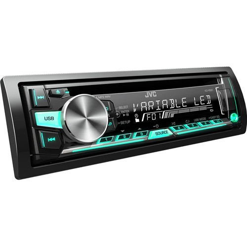 Player auto JVC KD-R561EY , CD, MP3, USB, AUX, 4x50W