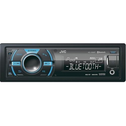 Player auto JVC KD-X50BTEY, MP3, Bluetooth, USB, AUX, iPod 4x50W