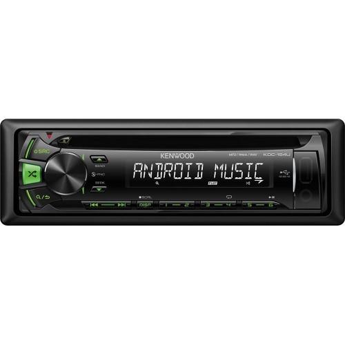 Player auto Kenwood KDC-164UG, CD, MP3, USB, AUX, 4x50W