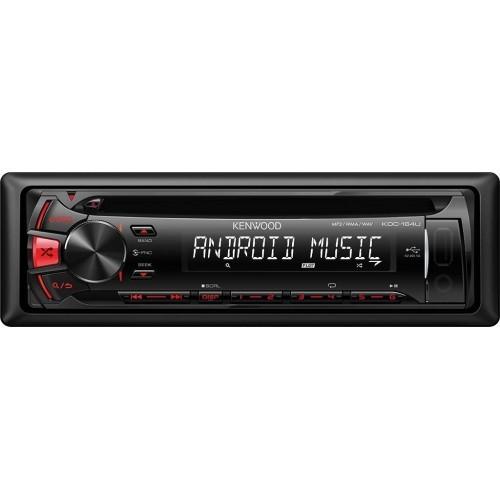 Player auto Kenwood KDC-164UR, CD, MP3, USB, AUX, 4x50W
