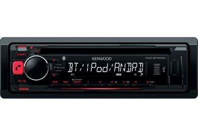 Player auto Kenwood KDC-BT500U,Bluetooth ,CD, MP3, USB, AUX, 4x50W