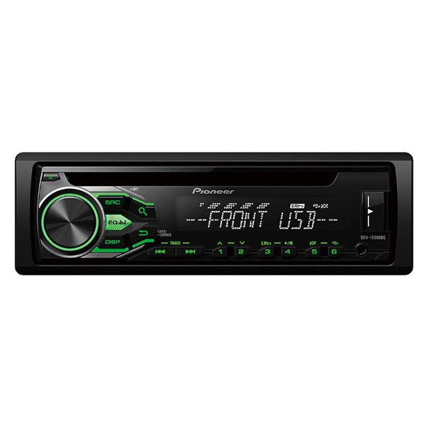 Player auto Pioneer DEH-1800UBG, 4x50W, USB, AUX, CD, Android, panou frontal detasabil