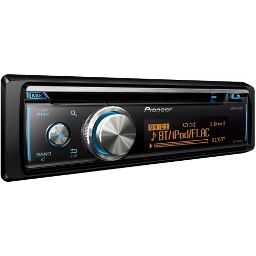 Player auto Pioneer DEH-X8700BT, 4x50W, CD, USB, AUX, iPod/iPhone, Bluetooth