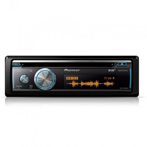 Player auto Pioneer DEH-X8700DAB, 4x50W, CD, USB, AUX, iPod/iPhone, Bluetooth