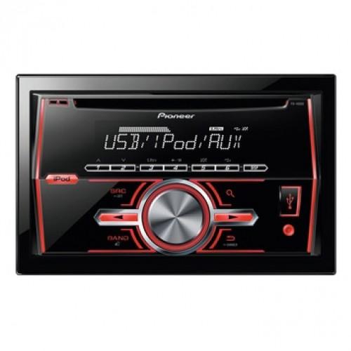 Player auto Pioneer FH-460UI, 2 DIN, 4x50W, CD, USB, AUX