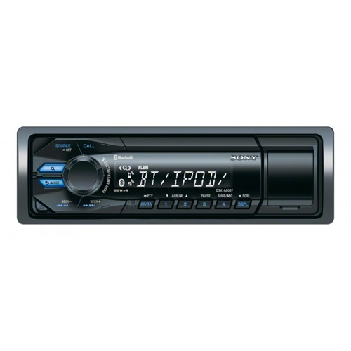 Player auto Sony DSXA60BT.EUR, 4 x 52W, USB, AUX, Bluetooth