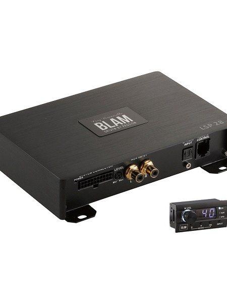 Procesor de sunet BLAM LSP 28,32 - bit, aux-in,2 canale