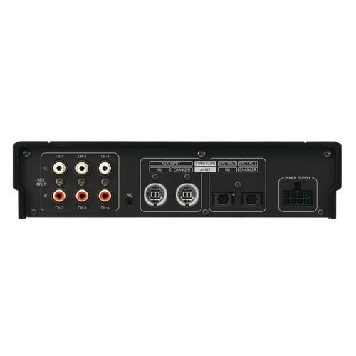 Procesor de sunet digital cu sistem integrat Alpine PXA-H800, 6 canale