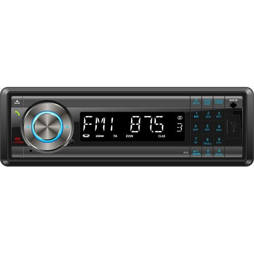 Radio si MP3 Player Smailo Easy Talk & Drive, 4x40W, Bluetooth, USB, Aux, CardReader