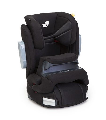 Scaun auto cu conectori Isosafe Joie Trillo Luxx Carseat Shield Inkwell,recomandat copiilor cu greutate intre 9 - 36 kg