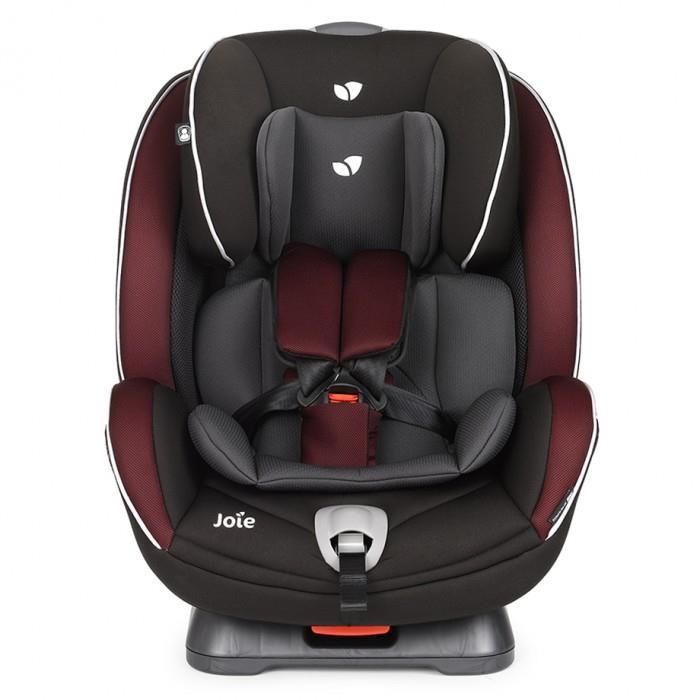 Scaun auto Joie Stages Burgundy, grupe 0+,1, 2 , recomandat copiilor 0-25 kg si varsta 0-7 ani