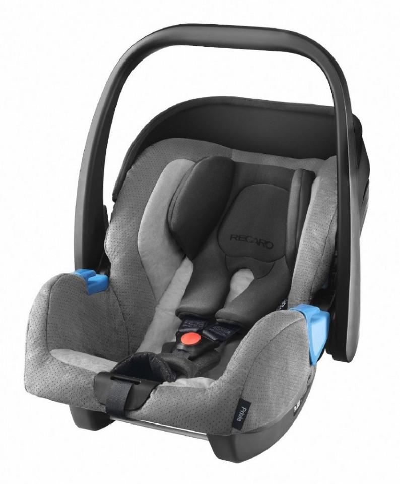 Scaun auto pentru copii Privia,shadow recomandat de la 0/0+(0 la 13 kg)