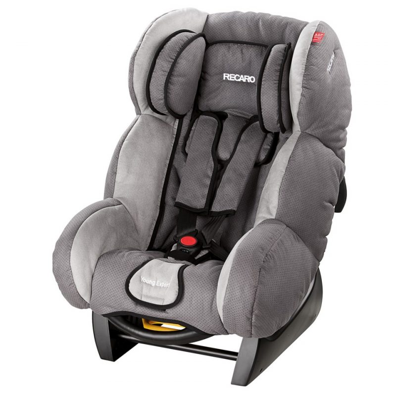 Scaun auto RECARO Young Expert Shadow, recomandat copiilor 9-19 kg si varsta 9 luni -5 ani