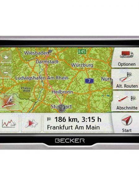 Sistem de navigatie Becker Professional 6 LMU, Harta Full Europe + actualizari gratuite pe viata