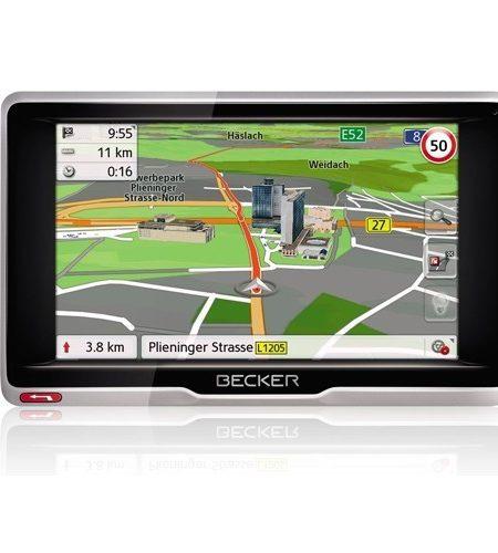Sistem de navigatie Becker Ready 5 LMU, diagonala 5?, TMC, MagClick, Full Europe + actualizari gratuite pe viata