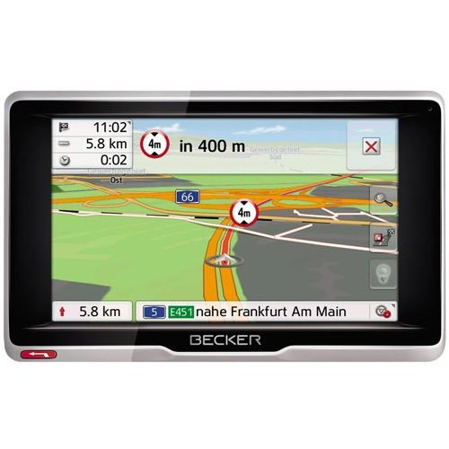 "Sistem de navigatie Becker Transit 5 LMU camion, diagonala 5.0"", actualizari gratuite pe viata"