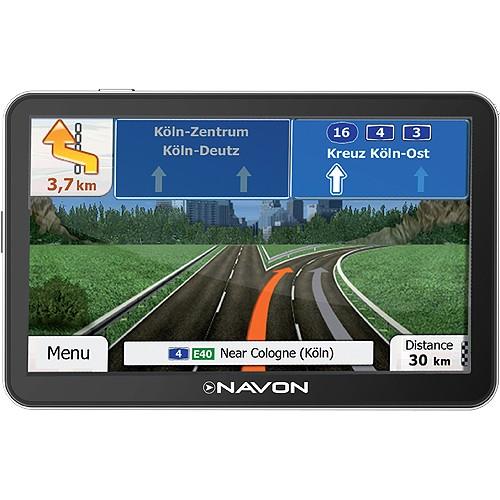 Sistem de navigatie Navon N670 Plus, diagonala 5.0?, iGo 8, harta Full Europe