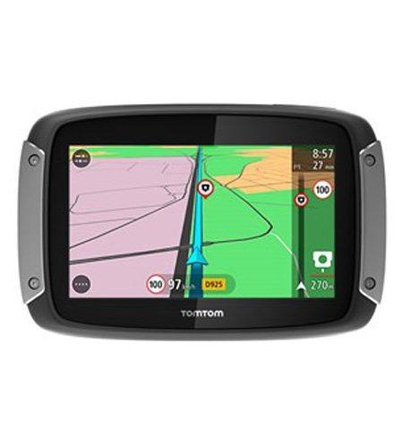 "Sistem de navigatie pentru motocicleta TomTom Rider 400, ecran 4.3"", waterproof, harta Full Europe"