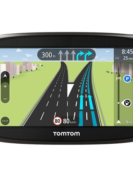 """Sistem de navigatie portabila TomTom Start 40, ecran 4.3"""", harta Full Europe + actualizari gratuite pe viata"""
