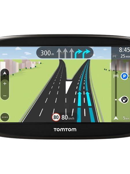 """Sistem de navigatie portabila TomTom Start 50, ecran 5"""", harta Full Europe + actualizari gratuite pe viata"""