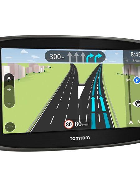 """Sistem de navigatie portabila TomTom Start 60, ecran 6"""", harta Full Europe + actualizari gratuite pe viata"""