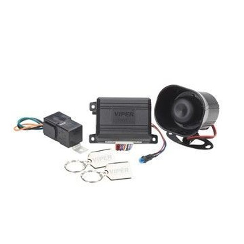 Sistem de securitate VIPER 3901V: foloseste telecomanda originala a masinii