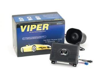 Sistem de securitate VIPER 427V: foloseste telecomanda originala a masinii