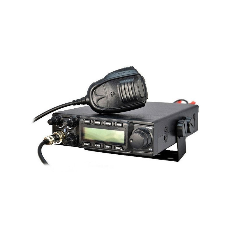 Statie radio auto CB Anytone AT-6666, ASQ Squelch Automat