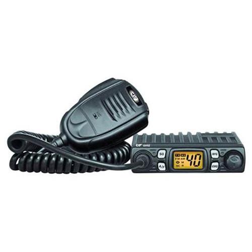 Statie radio auto CB CRT ONE, 4W, Autosquelch