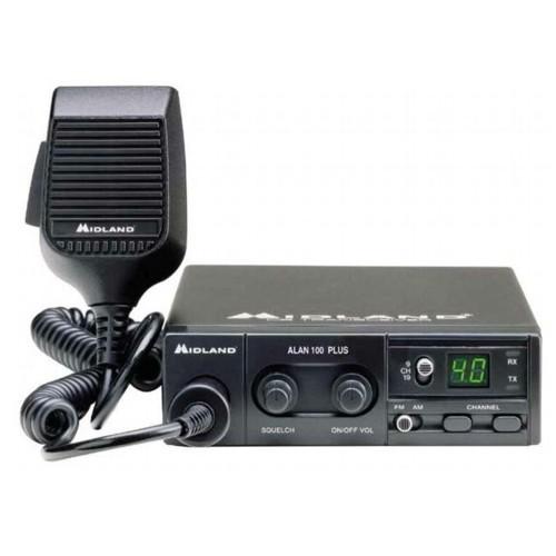 Statie radio auto CB Midland Alan 100 Plus B