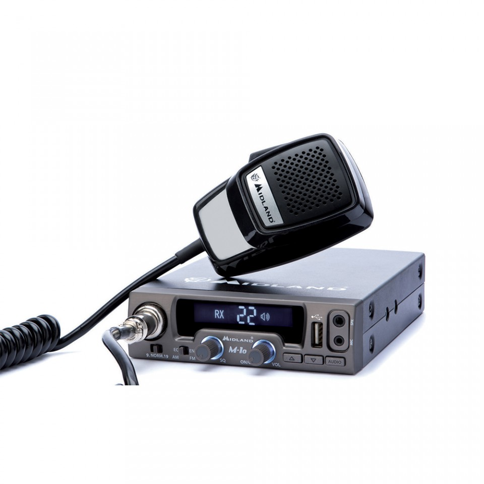 Statie Radio Cb Midland M10 Cod C1185