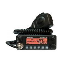 Statie radio CB President Harry 3 ASC, 12V/24V cu squelch automat cod TXMU668