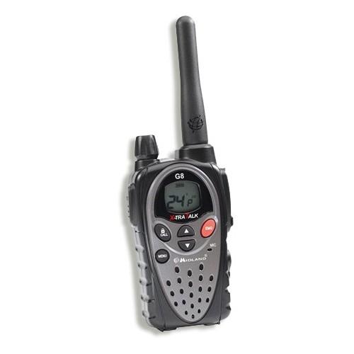 Statie radio PMR portabila Midland G8 Single