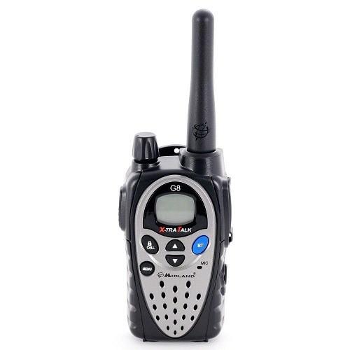 Statie radio PMR portabila Midland G8E BT cu Bluetooth