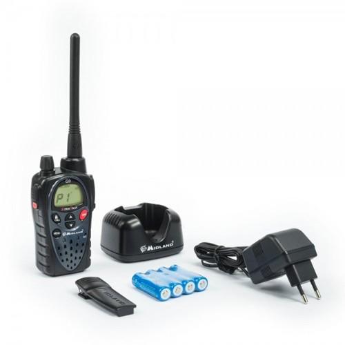 Statie radio PMR portabila Midland G9 Cod C923.05