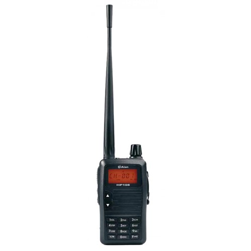 Statie radio VHF portabila Midland HP108, 136-174 MHz Cod G1176.01