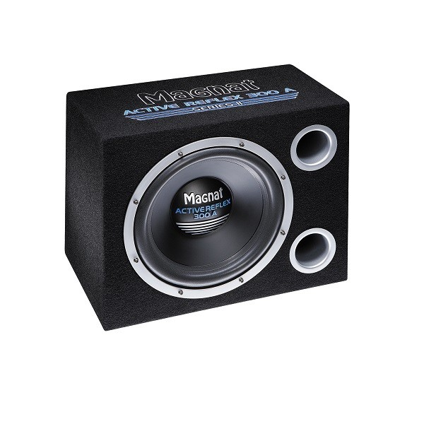 subwoofer auto activ magnat active reflex 300a seria ii. Black Bedroom Furniture Sets. Home Design Ideas