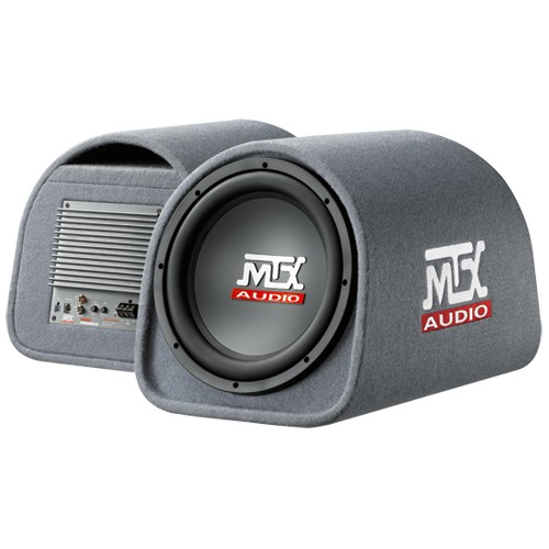 Subwoofer auto activ MTX ROAD THUNDER RT12PT, 150W RMS